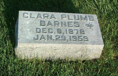 BARNES, CLARA - Mills County, Iowa | CLARA BARNES