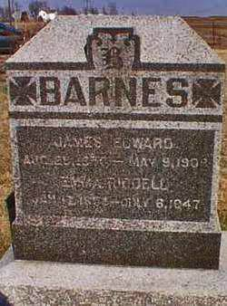 BARNES, JAMES EDWARD - Mills County, Iowa | JAMES EDWARD BARNES