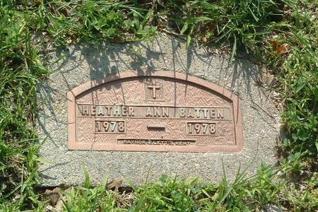 BATTEN, HEATHER ANN - Mills County, Iowa   HEATHER ANN BATTEN