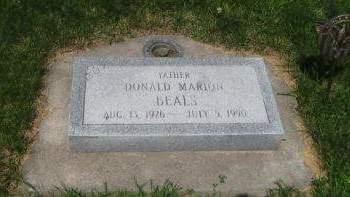 BEALS, DONALD MARION - Mills County, Iowa | DONALD MARION BEALS