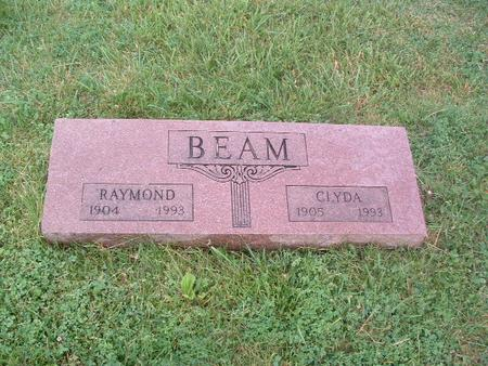 BEAM, CLYDA - Mills County, Iowa | CLYDA BEAM