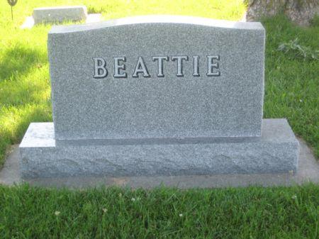 BEATTIE, MONUMENT - Mills County, Iowa | MONUMENT BEATTIE