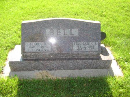 BELL, FLORA R. - Mills County, Iowa | FLORA R. BELL