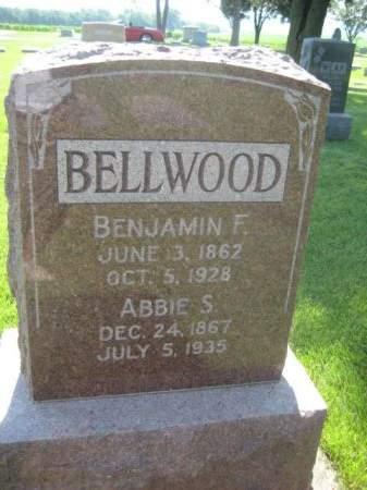 BELLWOOD, ABBIE S. - Mills County, Iowa | ABBIE S. BELLWOOD