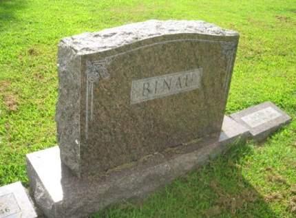 BINAU, FAMILY MONUMENT - Mills County, Iowa   FAMILY MONUMENT BINAU