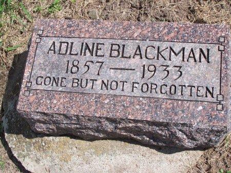 CARY BLACKMAN, ADLINE - Mills County, Iowa | ADLINE CARY BLACKMAN