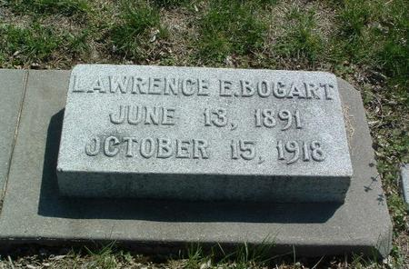 BOGART, LAWRENCE - Mills County, Iowa | LAWRENCE BOGART
