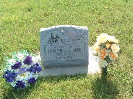 BOHRER, KENNETH E. - Mills County, Iowa | KENNETH E. BOHRER