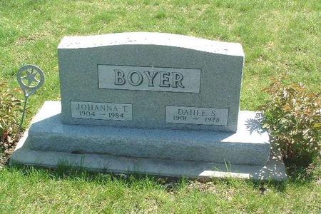BOYER, DAHLE S. - Mills County, Iowa | DAHLE S. BOYER