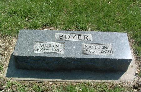 BOYER, KATHERINE - Mills County, Iowa | KATHERINE BOYER
