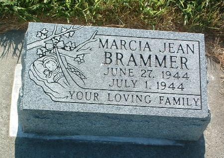 BRAMMER, MARCIA JEAN - Mills County, Iowa | MARCIA JEAN BRAMMER