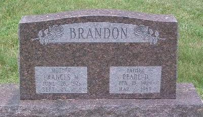 BRANDON, PEARL D. - Mills County, Iowa | PEARL D. BRANDON