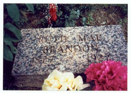 BRANDON, RUTH MAE - Mills County, Iowa | RUTH MAE BRANDON