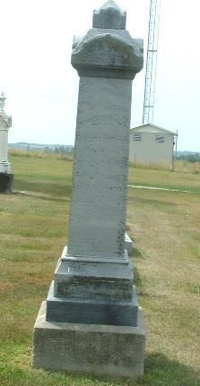 MULLER BRANDT, ANNA - Mills County, Iowa | ANNA MULLER BRANDT