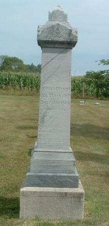 BRANDT, JURGEN - Mills County, Iowa | JURGEN BRANDT