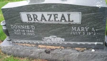 BRAZEAL, DONNIE D. - Mills County, Iowa | DONNIE D. BRAZEAL