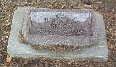 BROWN, BONNIE C. - Mills County, Iowa | BONNIE C. BROWN