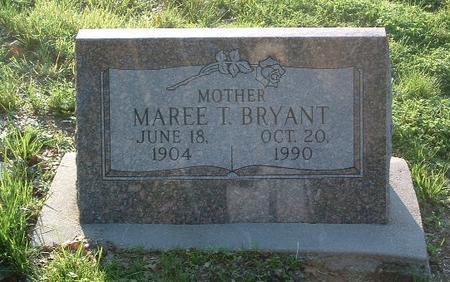 BRYANT, MAREE T. - Mills County, Iowa | MAREE T. BRYANT
