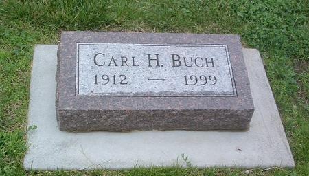 BUCH, CARL H. - Mills County, Iowa | CARL H. BUCH
