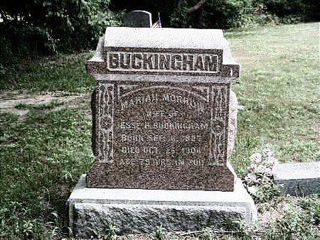 MORROW BUCKINGHAM, MARIAH - Mills County, Iowa | MARIAH MORROW BUCKINGHAM
