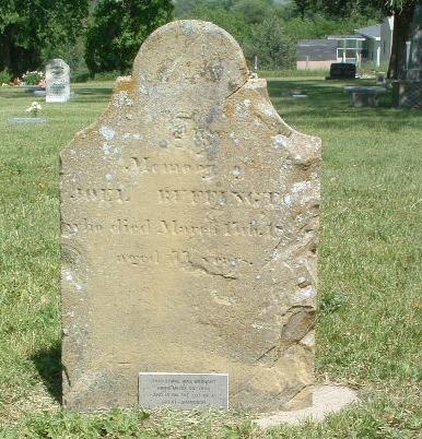 BUFFINGTON, JOEL - Mills County, Iowa | JOEL BUFFINGTON