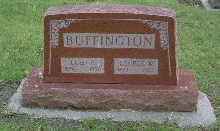 BUFFINGTON, LULU L. - Mills County, Iowa | LULU L. BUFFINGTON