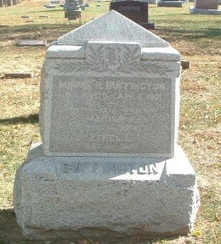 BUFFINGTON, MARION A. - Mills County, Iowa | MARION A. BUFFINGTON