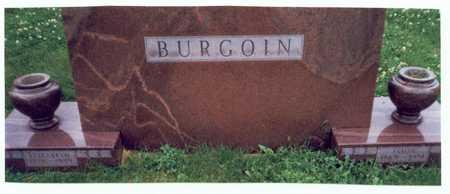 BURGOIN, ELIZABETH - Mills County, Iowa | ELIZABETH BURGOIN