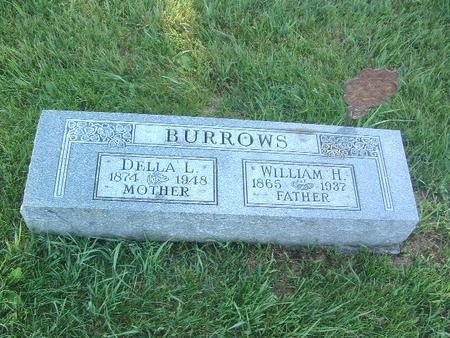 BURROWS, WILLIAM H. - Mills County, Iowa | WILLIAM H. BURROWS