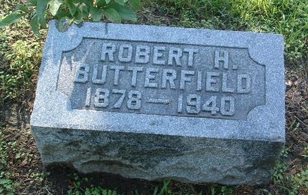 BUTTERFIELD, ROBERT H. - Mills County, Iowa | ROBERT H. BUTTERFIELD