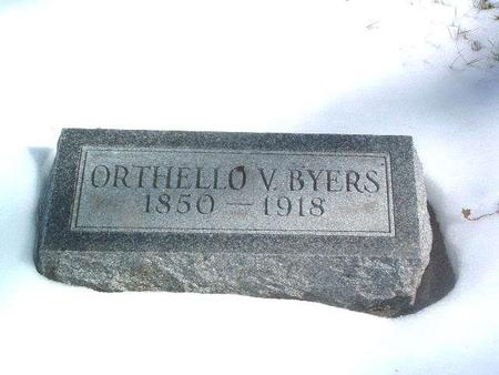 BYERS, ORTHELLOW V. - Mills County, Iowa | ORTHELLOW V. BYERS