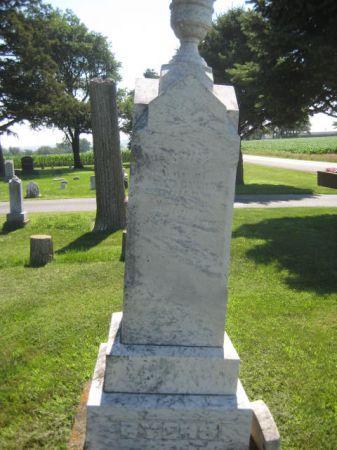 BYERS, T. L. - Mills County, Iowa   T. L. BYERS