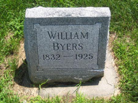 BYERS, WILLIAM - Mills County, Iowa | WILLIAM BYERS