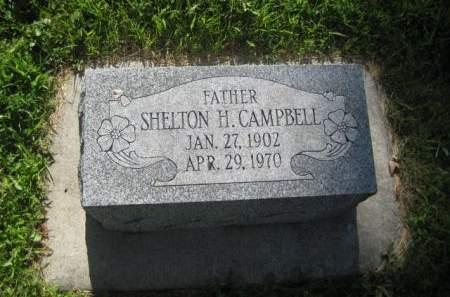CAMPBELL, SHELTON H. - Mills County, Iowa | SHELTON H. CAMPBELL