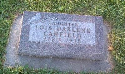 CANFIELD, LOIS DARLENE - Mills County, Iowa | LOIS DARLENE CANFIELD