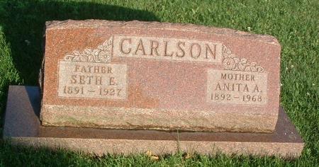 CARLSON, SETH E. - Mills County, Iowa | SETH E. CARLSON