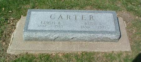 CARTER, RUTH S. - Mills County, Iowa | RUTH S. CARTER