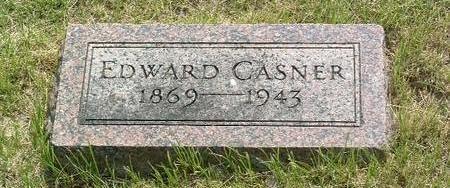 CASNER, EDWARD - Mills County, Iowa | EDWARD CASNER