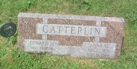 CATTERLIN, EDWARD N. - Mills County, Iowa | EDWARD N. CATTERLIN