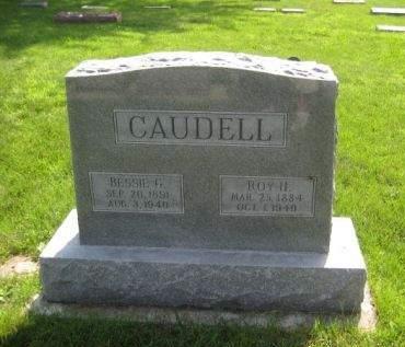 CAUDELL, ROY H. - Mills County, Iowa | ROY H. CAUDELL
