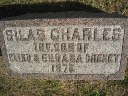 CHENEY, SILAS CHARLES - Mills County, Iowa | SILAS CHARLES CHENEY