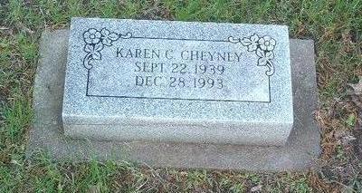 CHEYNEY, KAREN C. - Mills County, Iowa   KAREN C. CHEYNEY