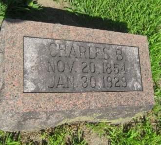 CHRISTY, CHARLES B. - Mills County, Iowa | CHARLES B. CHRISTY