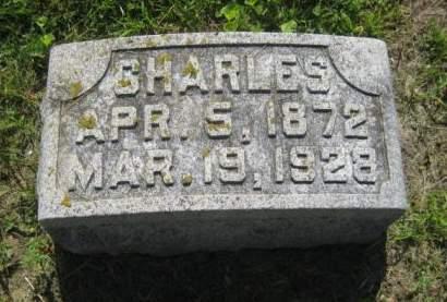 CHURCHILL, CHARLES - Mills County, Iowa | CHARLES CHURCHILL