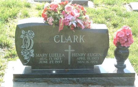 CLARK, MARY LUELLA - Mills County, Iowa | MARY LUELLA CLARK