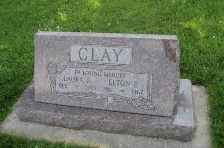 CLAY, ELTON F. - Mills County, Iowa | ELTON F. CLAY