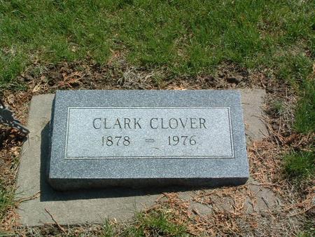 CLOVER, CLARK - Mills County, Iowa   CLARK CLOVER