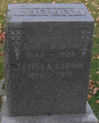 COBURN, JOHN C. - Mills County, Iowa | JOHN C. COBURN