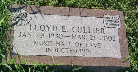 COLLIER, LLOYD E. - Mills County, Iowa | LLOYD E. COLLIER