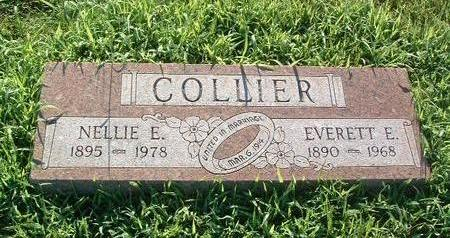 COLLIER, NELLIE E. - Mills County, Iowa | NELLIE E. COLLIER